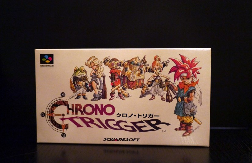 Photo of Chrono Trigger