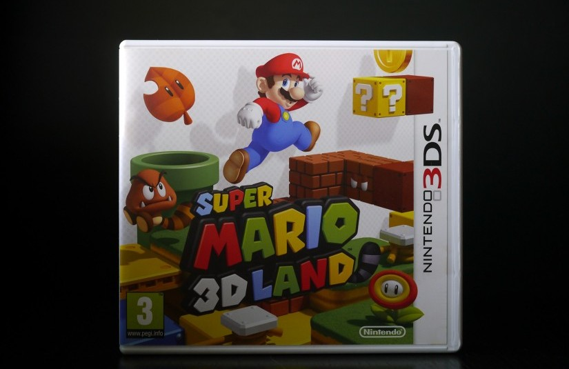 Photo of Super Mario 3D Land