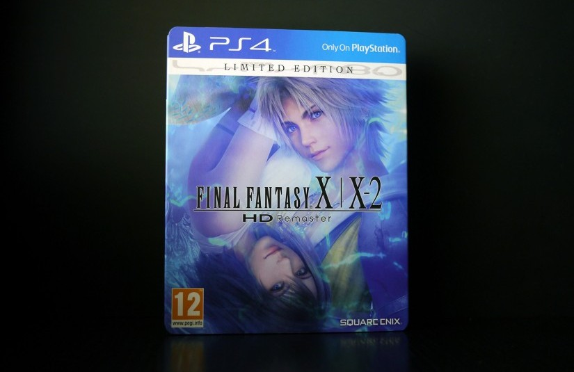 Photo of Final Fantasy X | X-2 HD Remaster Limited Edition