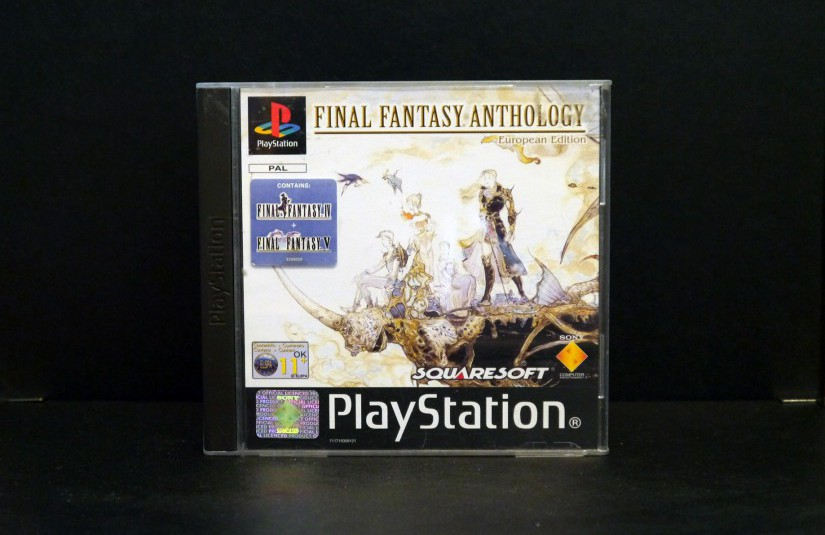 Photo of Final Fantasy Anthology