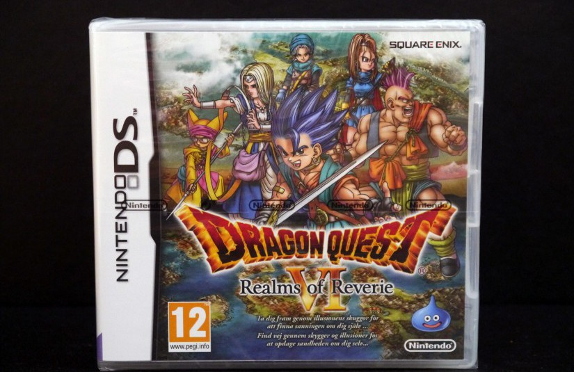 Photo of Dragon Quest VI: Realms of Reverie