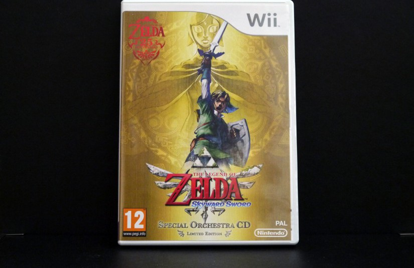 Photo of The Legend of Zelda: Skyward Sword