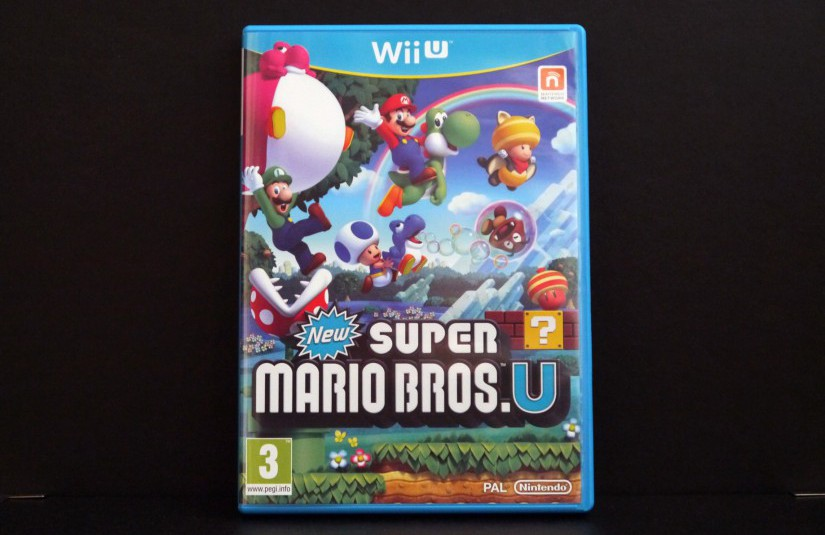 Photo of New Super Mario Bros U