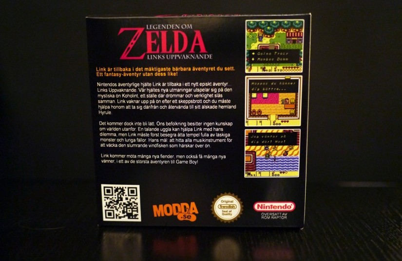 Photo of Legenden Om Zelda: Links Uppvaknande DX (Repro)