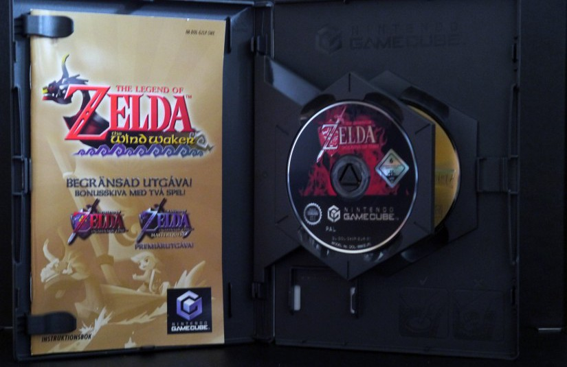 Photo of The Legend Of Zelda: Wind Waker Limited Edition