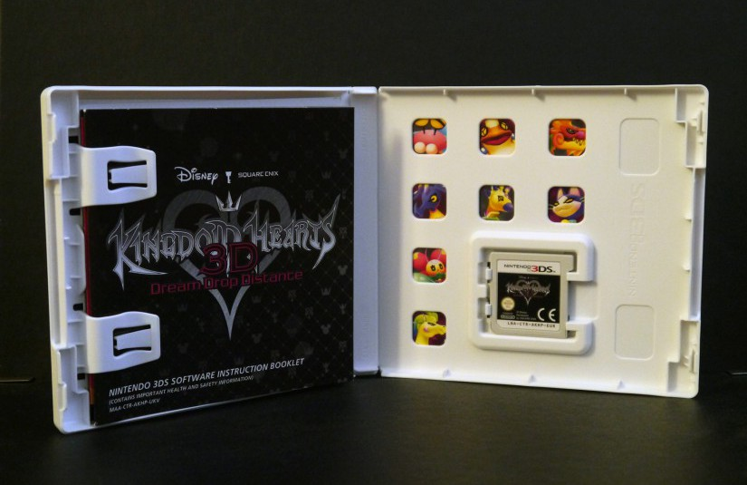 Photo of Kingdom Hearts: Dream Drop Distance