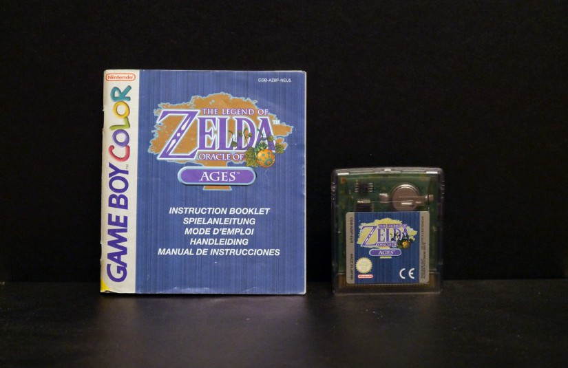 Photo of The Legend of Zelda: Oracle of Ages