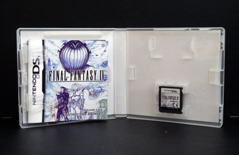 Photo of Final Fantasy IV