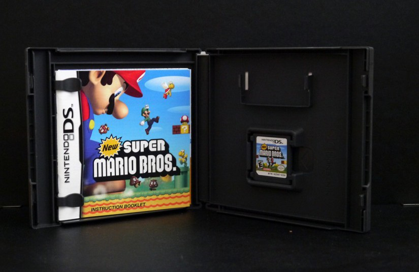 Photo of New Super Mario Bros