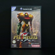 Metroid Prime front