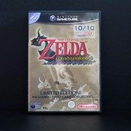 The Legend Of Zelda: Wind Waker Limited Edition front