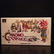 Chrono Trigger front