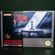 The Legend Of Zelda: Parallel Worlds Remodel (Repro) front