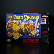 The Lost Vikings front