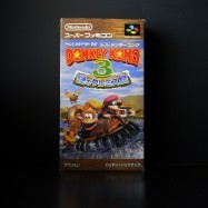 Donkey Kong Country 3: Dixie Kong's Double Trouble! front
