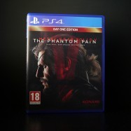 Metal Gear Solid V: The Phantom Pain front