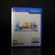 Final Fantasy X | X-2 HD Remaster front