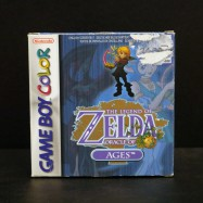 The Legend of Zelda: Oracle of Ages front
