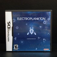 Electroplankton front