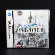 Final Fantasy III front
