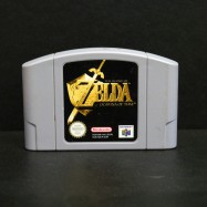 The Legend Of Zelda: Ocarina Of Time front